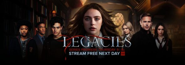Legacies TV show on The CW: season 1 ratings (canceled or renewed season 2?)