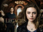 Legacies TV show on The CW: season 1 viewer votes (cancel or renew season 2?)