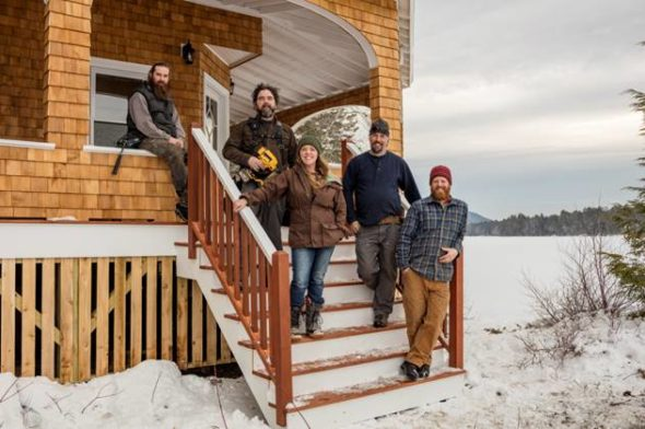 Maine Cabin Masters TV show on DIY: (canceled or renewed?)