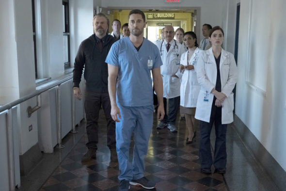 New Amsterdam TV show on NBC: Season 1 (canceled or renewed?)