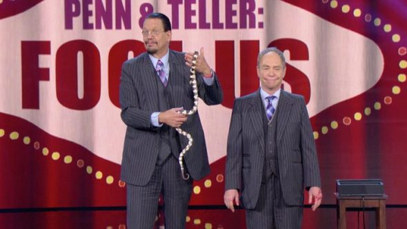 Penn & Teller: Fool Us TV show on The CW: season 6 renewal