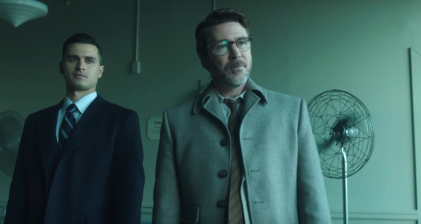 Project Blue Book TV show on History: (canceled or renewed?)