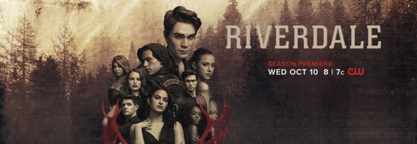 Riverdale TV show on The CW: season 3 ratings (canceled or renewed season 4?)