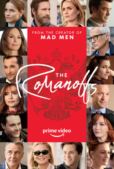 The Romanoffs TV show on Amazon: season 1 viewer votes (canceled or renewed season 2?)