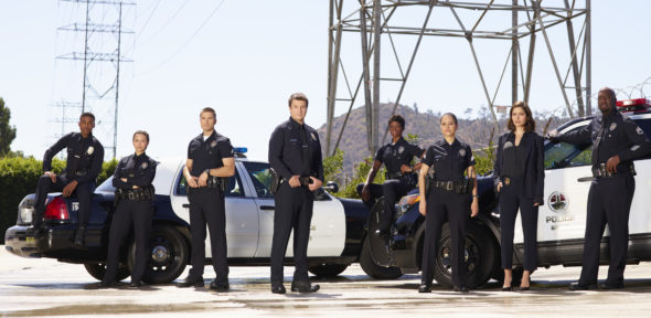 The Rookie TV show on ABC: canceled or renewed for another season?