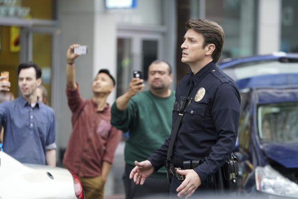The Rookie TV show on ABC: canceled or season 2? (release date); Vulture Watch