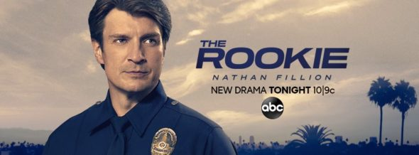 The Rookie TV show on ABC: season 1 ratings (canceled or renewed season 2?)