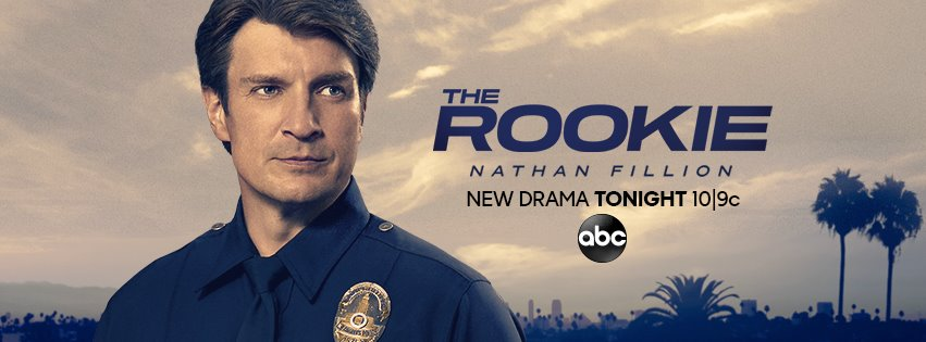 The Rookie TV Show on ABC: Ratings (Cancel or Season 2?) - canceled TV shows - TV Series Finale