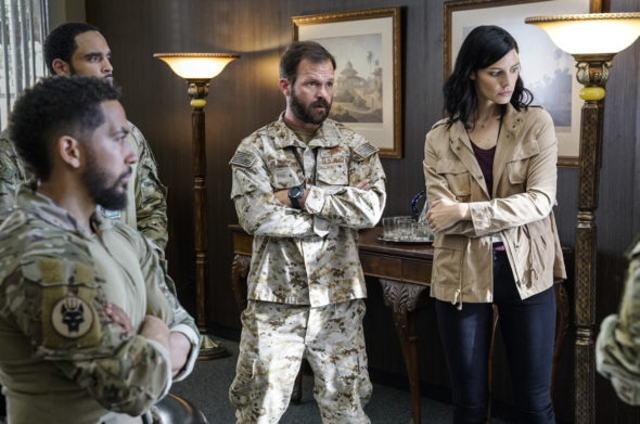 SEAL Team TV show on CBS: season 2 viewer votes (cancel or renew season 3?)