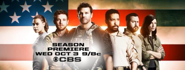 SEAL Team TV show on CBS: season 2 ratings (canceled or renewed season 3?)