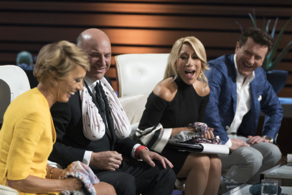 Shark Tank TV show on ABC: canceled or season 11? (release date); Vulture Watch