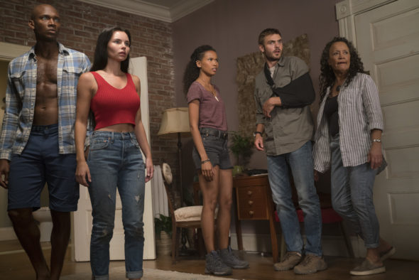 Siren TV show on Freeform: (canceled or renewed?)