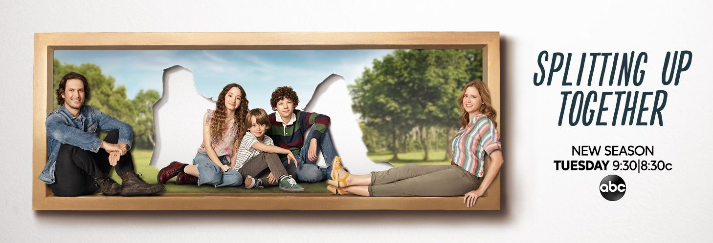 Splitting Up Together TV Show on ABC: Ratings (Cancel or Season 3?) - canceled TV shows - TV Series Finale