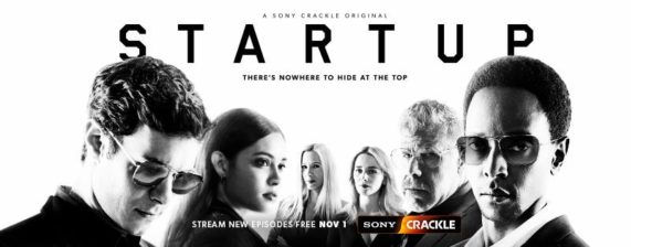 StartUp TV show on Sony Crackle: season 3 viewer votes (cancel or renew season 4?)