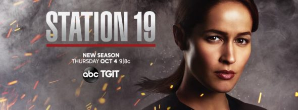 Station 19 TV show on ABC: season 2 ratings (canceled or renewed season 3?)