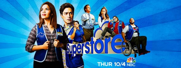 Superstore TV show on NBC: season 4 ratings (canceled or renewed season 5?)