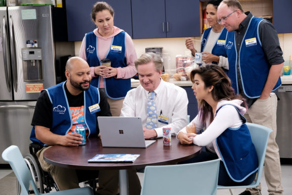 Superstore TV show on NBC: Season 4 viewer votes (cancel or renew season 5?)