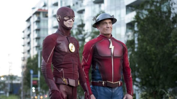 The Flash Tv Show On Cw Canceled Or Renewed