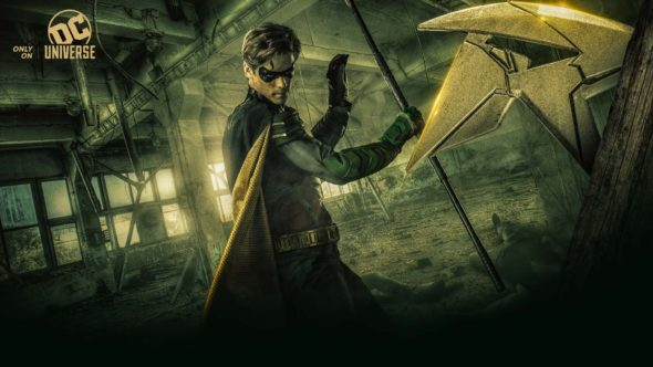 Titans TV show on DC Universe: season 1 viewer votes (cancel or renew season 2?)