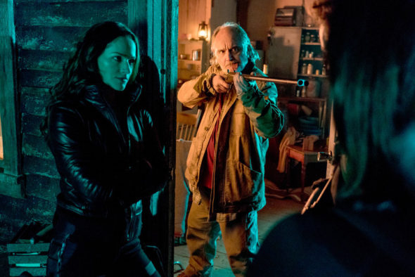 Van Helsing TV show on Syfy: Season 3 viewer votes (cancel or renew season 4?)