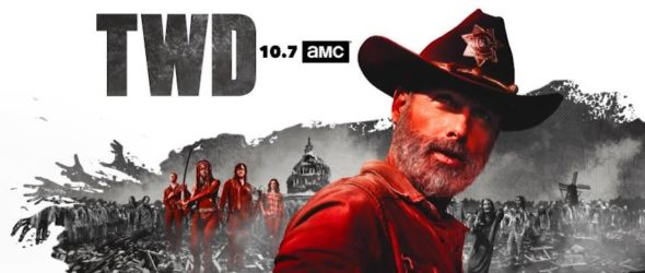 The Walking Dead TV show on AMC: season 9 ratings (canceled or renewed season 10?)