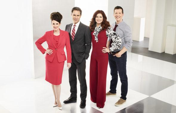 Will & Grace TV show on NBC: season 10 viewer votes (cancel or renew season 11?)
