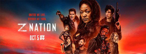 Z Nation TV show on Syfy: season 5 ratings (canceled or renewed season 6?)