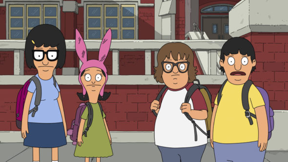Bob's Burgers TV Show on FOX: canceled or renewed?