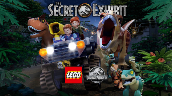 LEGO® Jurassic World: The Secret Exhibit