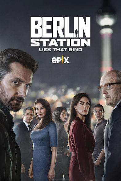 Berlin Station TV show on EPIX: canceled or season 4? (release date); Vulture Watch