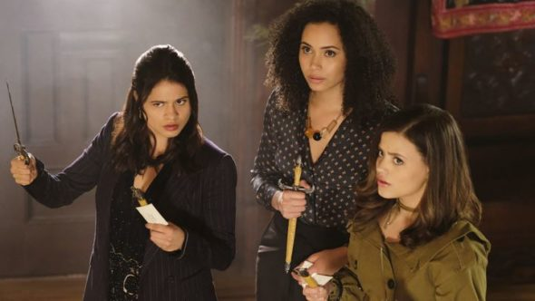 Charmed TV show on The CW: (canceled or renewed?)