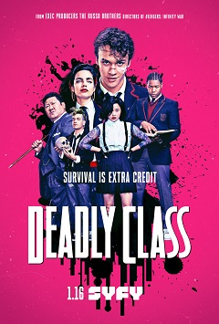 Deadly Class TV show on Syfy: (canceled or renewed?)