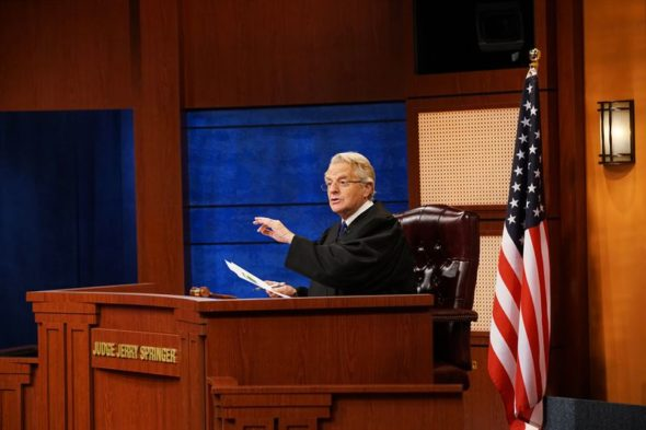 Jerry Springer is taking over from Judge Judy with new TV show
