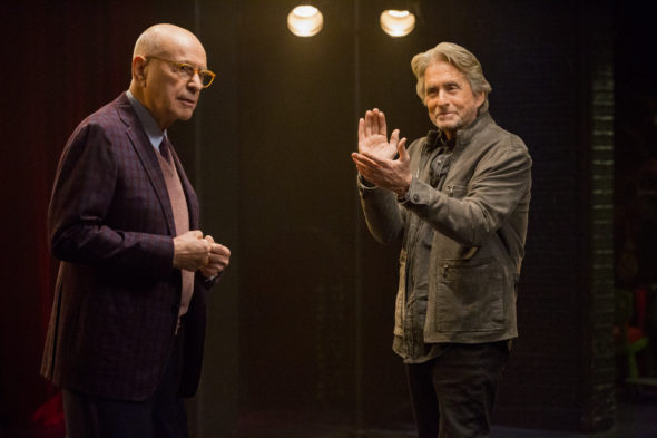 The Kominsky Method TV show on Netflix: season 1 viewer votes (cancel or renew season 2?)