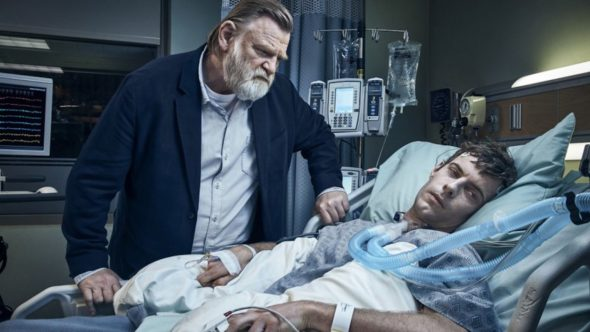 Mr. Mercedes TV show on AT&T Audience Network: renewed for season three