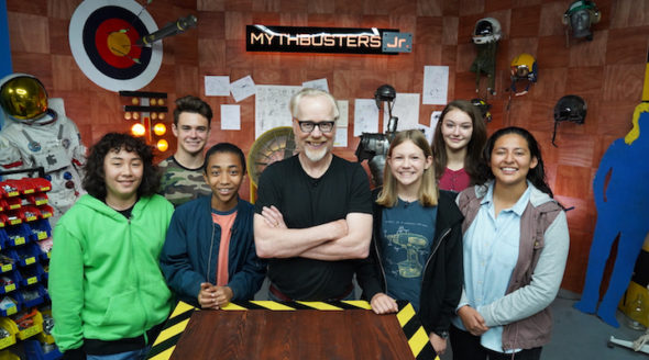 Mythbusters Jr. TV show on Science Channel: (canceled or renewed?)