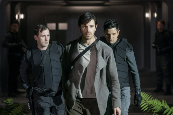 Nightflyers TV show on Syfy: season 1 viewer votes (cancel or renew season 2?)