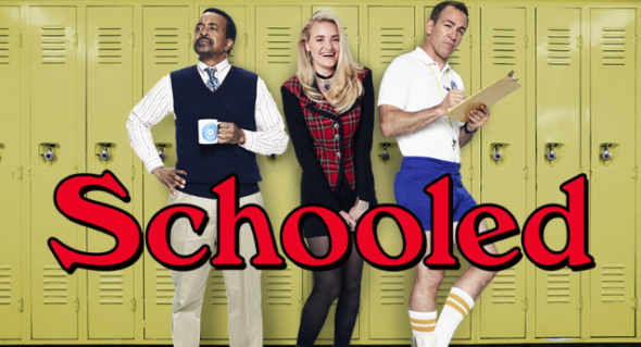 Schooled TV show on ABC : (canceled or renewed?)