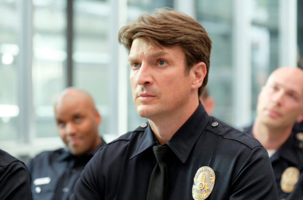 The Rookie TV show on ABC: (canceled or renewed?)