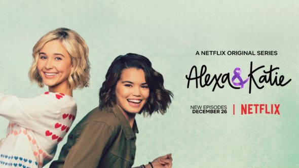 Alexa & Katie TV show on Netflix: season 2 viewer votes (cancel or renew season 3?)