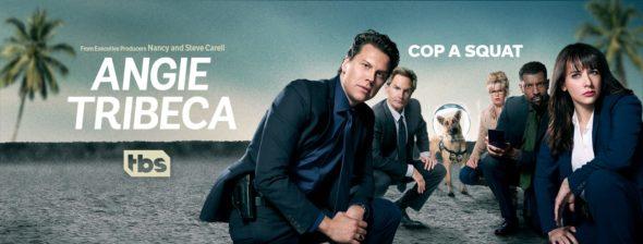 Angie Tribeca TV show on TBS: season 4 ratings (canceled or renewed season 5?)