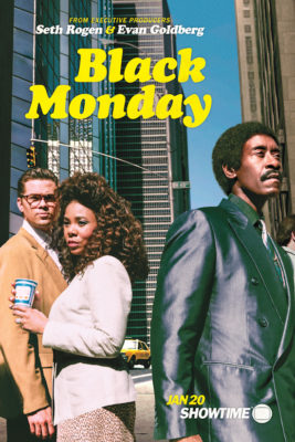 Black Monday TV show on Showtime: (canceled or renewed?)