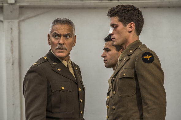Catch 22 TV show on Hulu: (canceled or renewed?)
