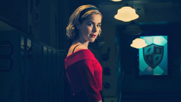 Chilling Adventures of Sabrina TV show on Netflix: (canceled or renewed?)