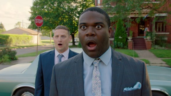 Detroiters TV show on Comedy Central cancelled; no season three
