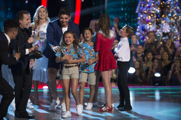 Sunday TV Ratings: <em>DWTS: Juniors, The Flash, The Simpsons, God Friended Me, NFL Football</em>