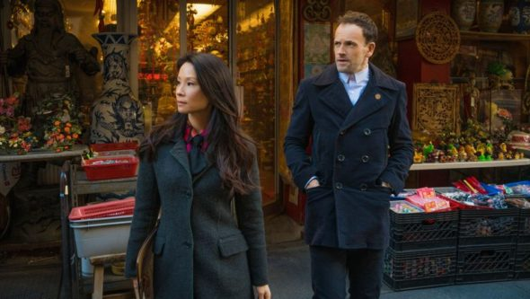 Elementary TV show on CBS: canceled, no season eight