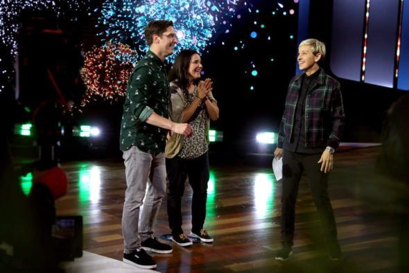 Ellen's Game of Games TV Show on NBC: canceled or renewed?