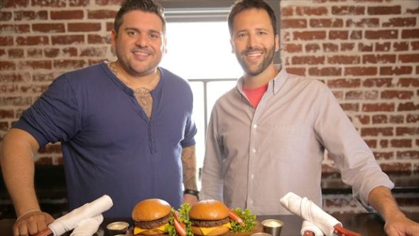 Food Truck Nation TV show on Cooking Channel: (canceled or renewed?)