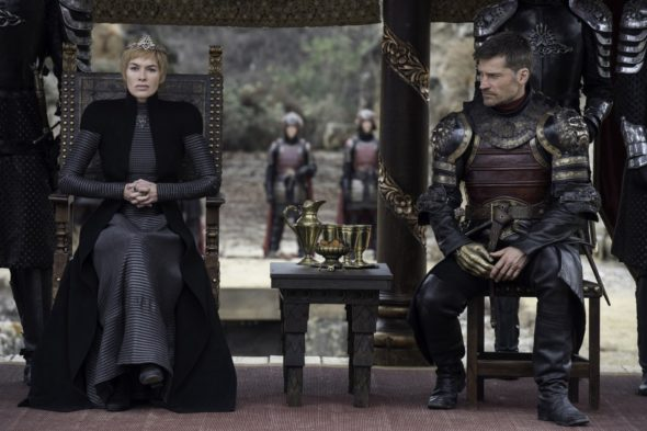 Game of Thrones cast reunion; Game of Thrones TV show on HBO: season 8 (canceled or renewed?)